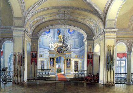 Церковь во дворце