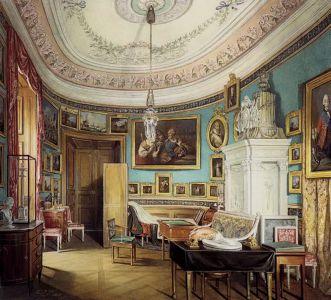 Овальный кабинет Павла I