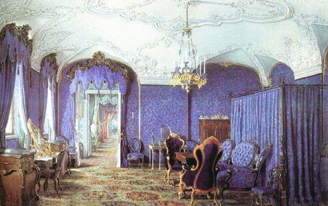 Спальня императрицы Александры Фёдоровны