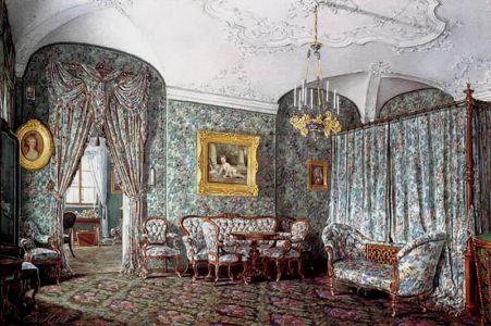 Ситцевая спальня