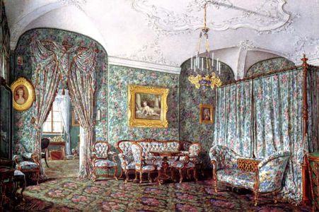 Спальня Марии Александровны