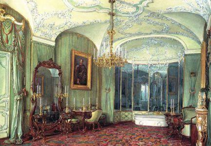 Ванная комната императрицы Александры Федоровны
