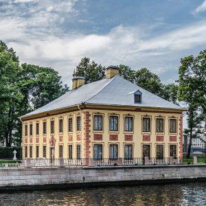 Летний дворец Петра Первого