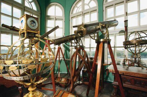 Главная Астрономическая обсерватория Академии наук