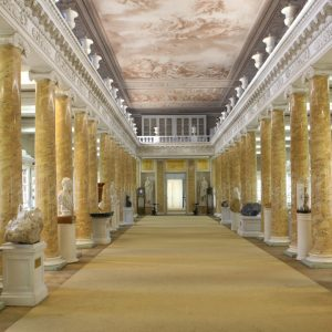 Горный музей Санкт-Петербургского Государственного горного института