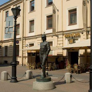 """""""Городовой"""", скульптура"""
