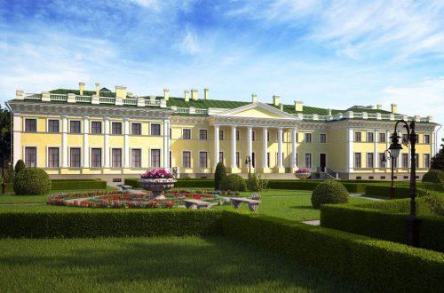 Каменноостровский дворец