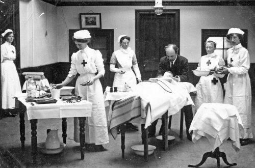 Медицинское обслуживание в армии