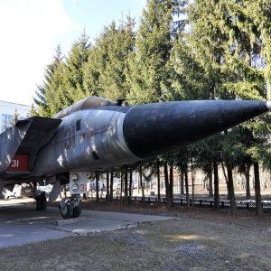 Музей гражданской авиации Пулково в Санкт-Петербурге