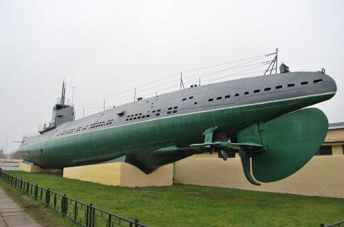 Подводная лодка «Народоволец» в Санкт-Петербурге