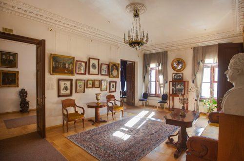 Мемориальный музей семьи актеров Самойловых