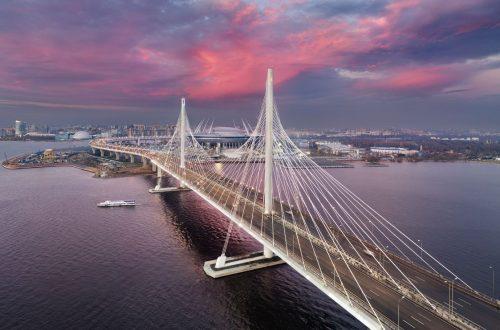 Вантовой мост