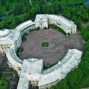 Экскурсия по Павловску