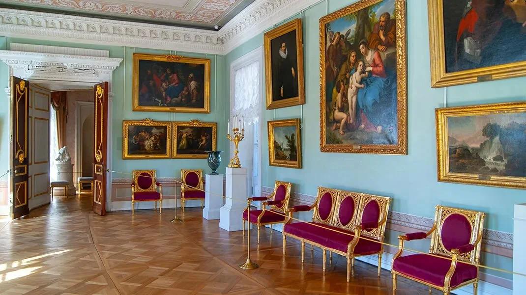 Картинная галерея Павловского дворца