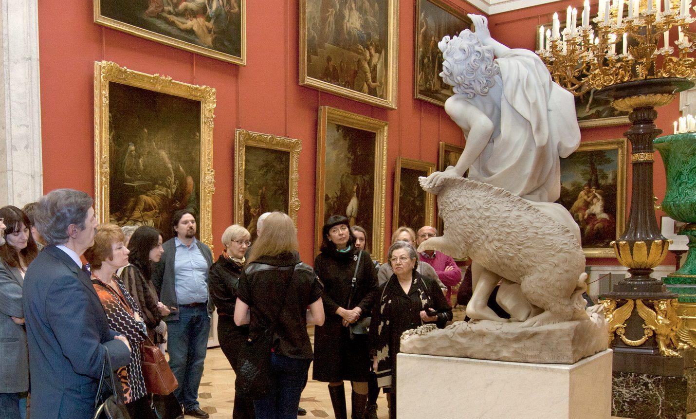 Экскурсия по Эрмитажу в компании искусствоведа