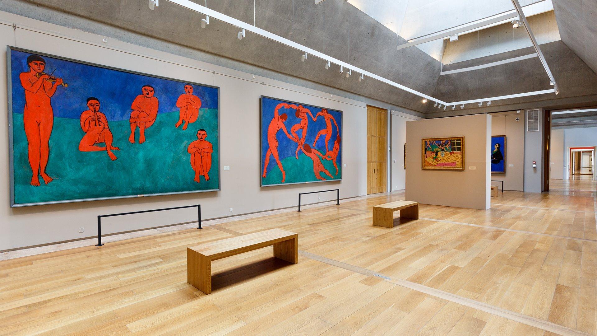 Экскурсия по французскому импрессионизму в Эрмитаже