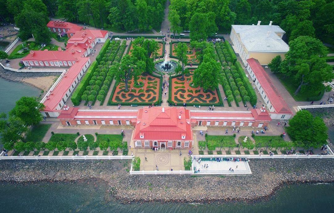 Экскурсия Петергоф – резиденция Петра Великого
