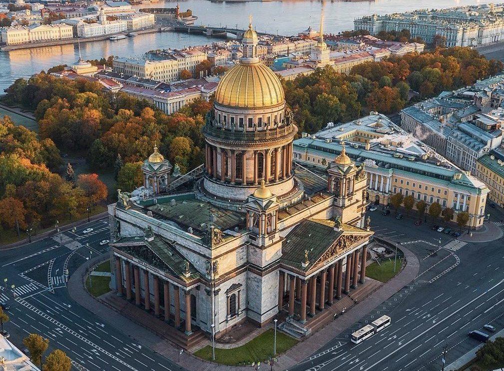 Обзорная экскурсия по Петербургу с посещением Исаакиевского собора