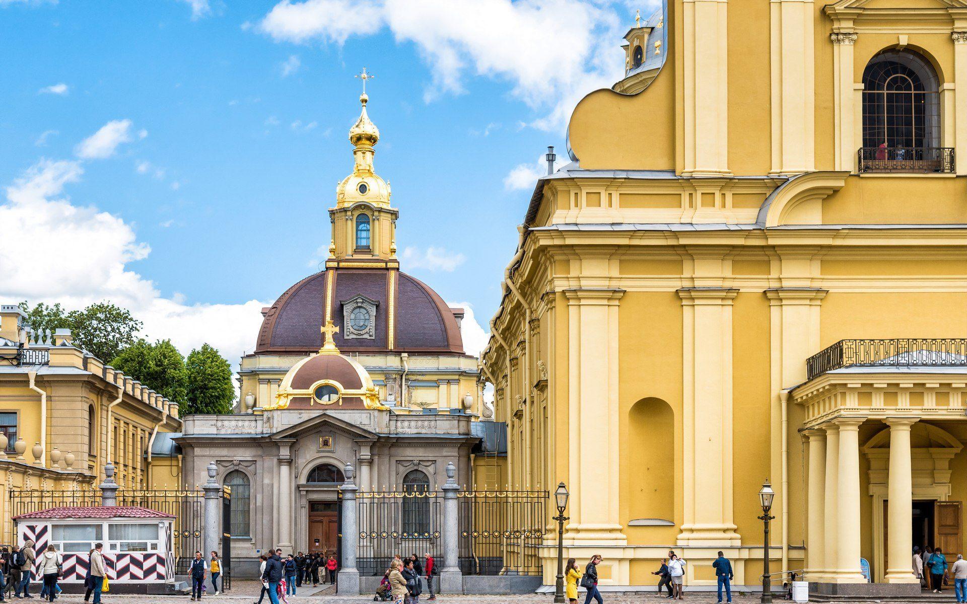 Петропавловский собор: режим работы и цена билетов в 2020