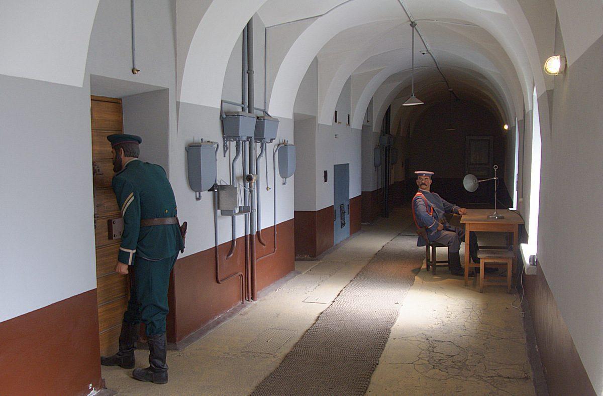 Трубецкой бастион