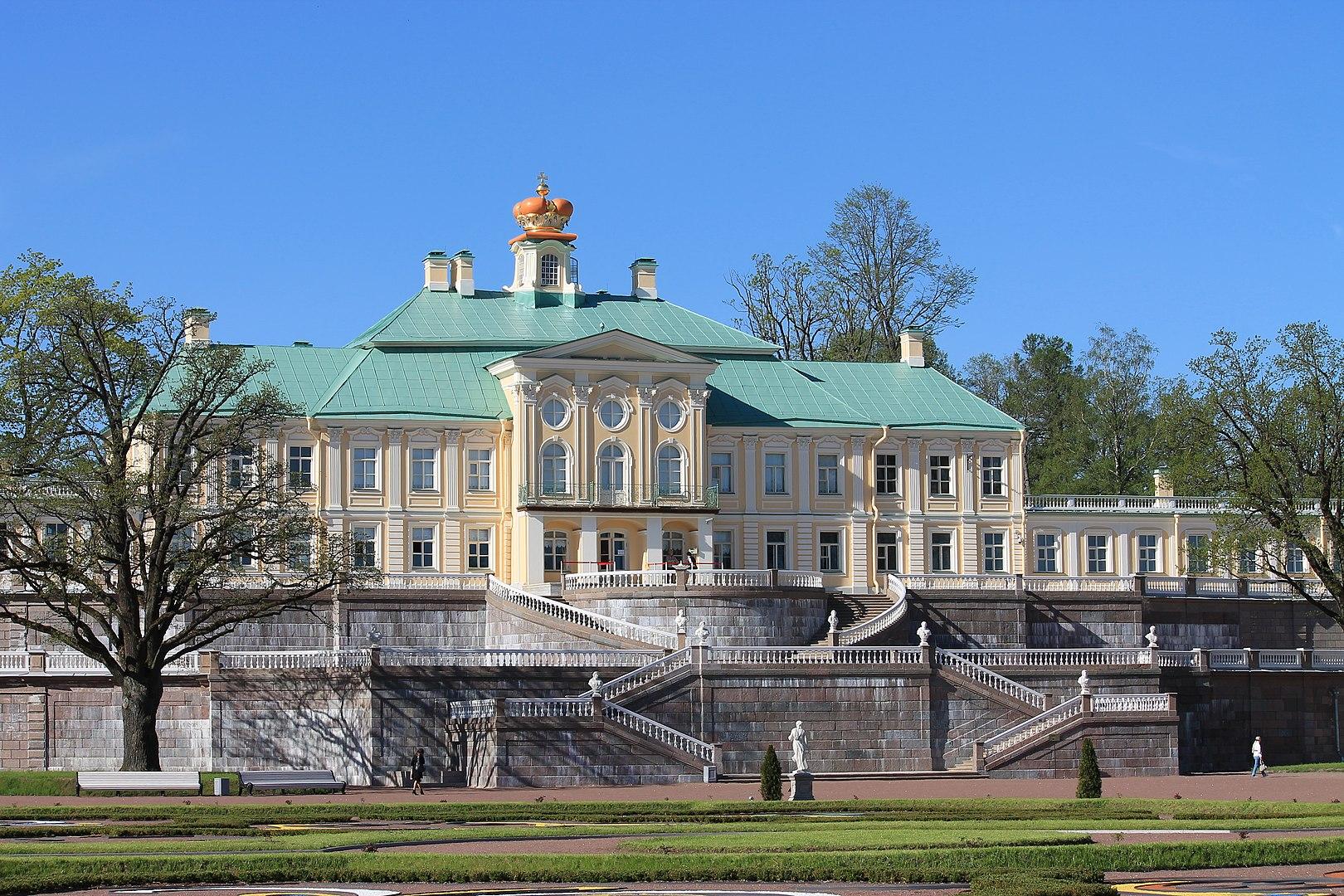 Музей «Большой Меншиковский дворец»