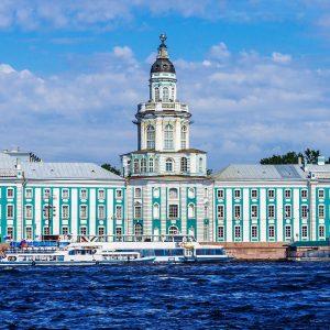 Кунсткамера в Санкт-Петербурге – билеты и режим работы