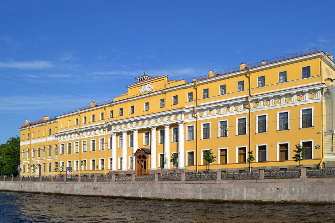 Юсуповский дворец: стоимость билетов и режим работы