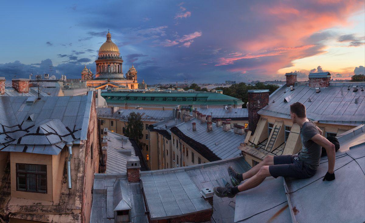 Особенности экскурсий по крышам
