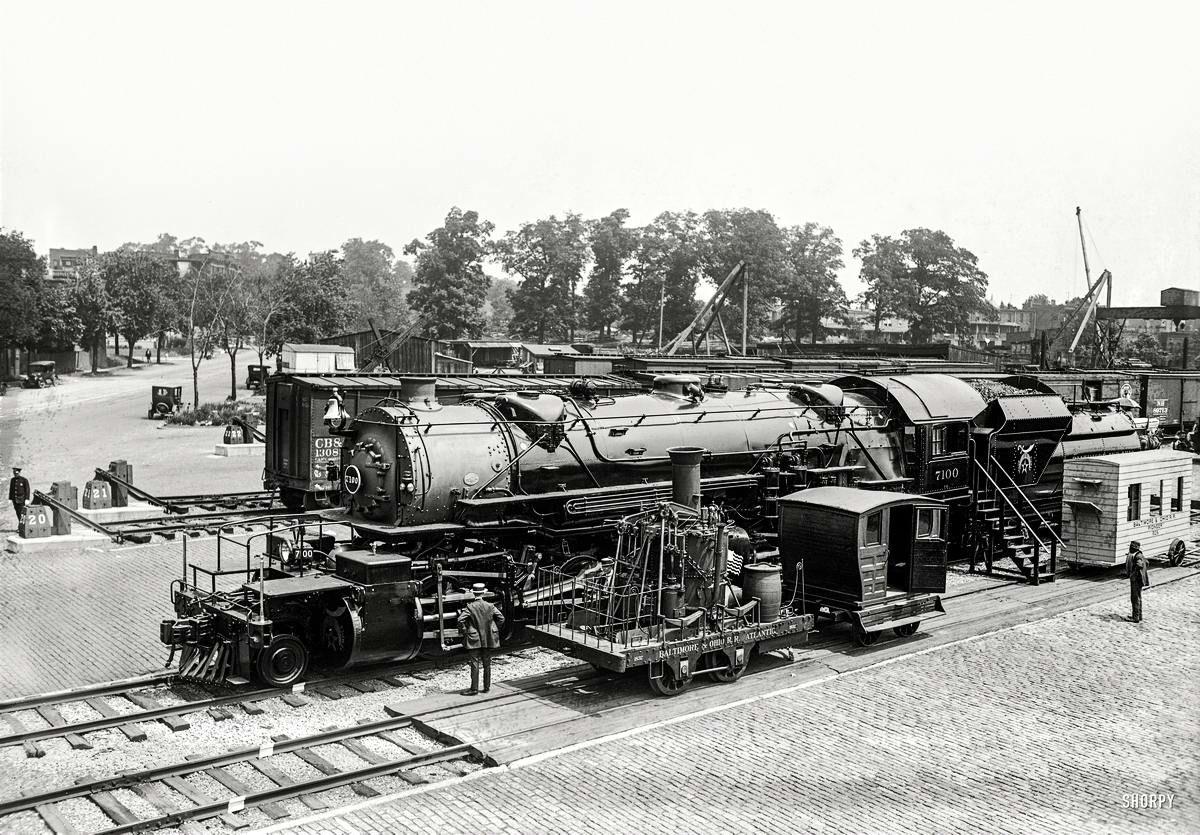 История музея железной дороги Росии