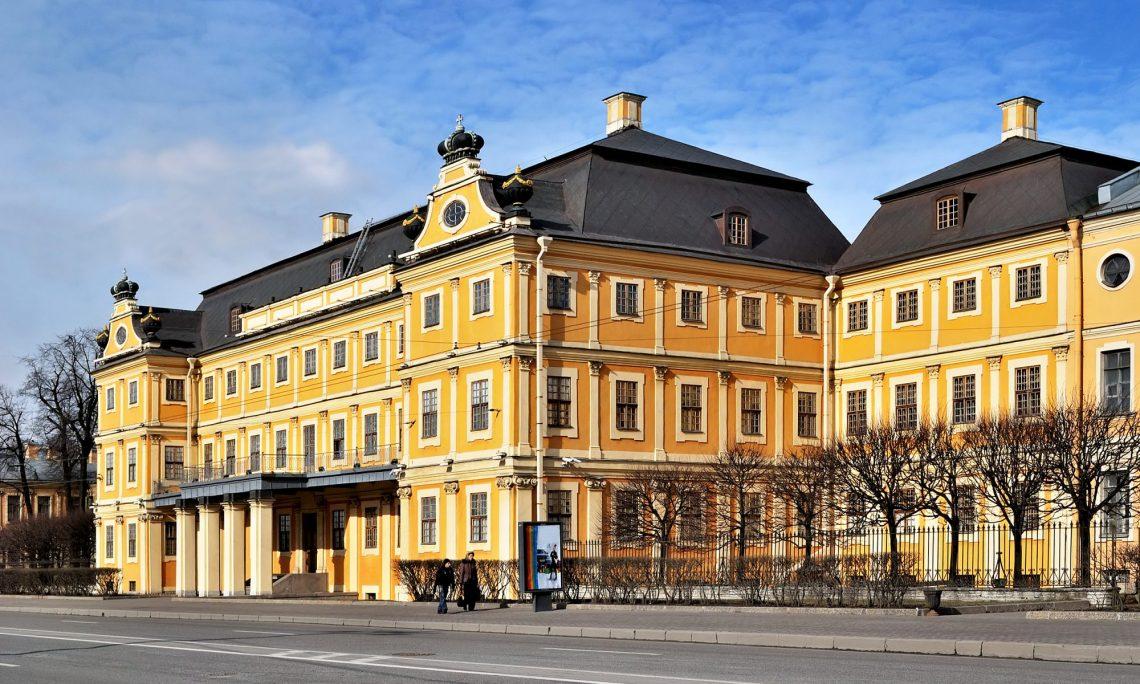 Дворец Меншикова: билеты и режим работы