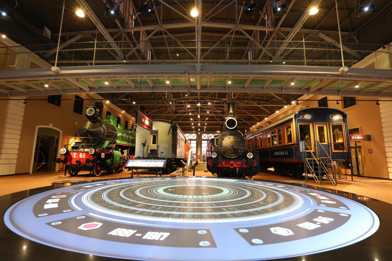 Экскурсии в музей железных дорог в Санкт-Петербург