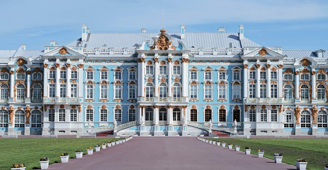Билеты в Большой Екатерининский дворец в Царском Селе