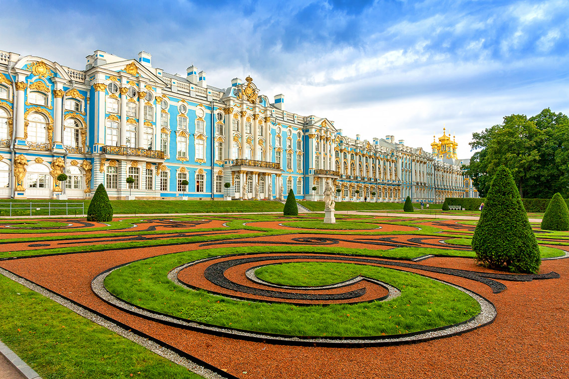 Адрес екатерининского дворца в пушкине