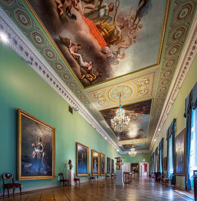 Выставки в Михайловском замке в Петербурге