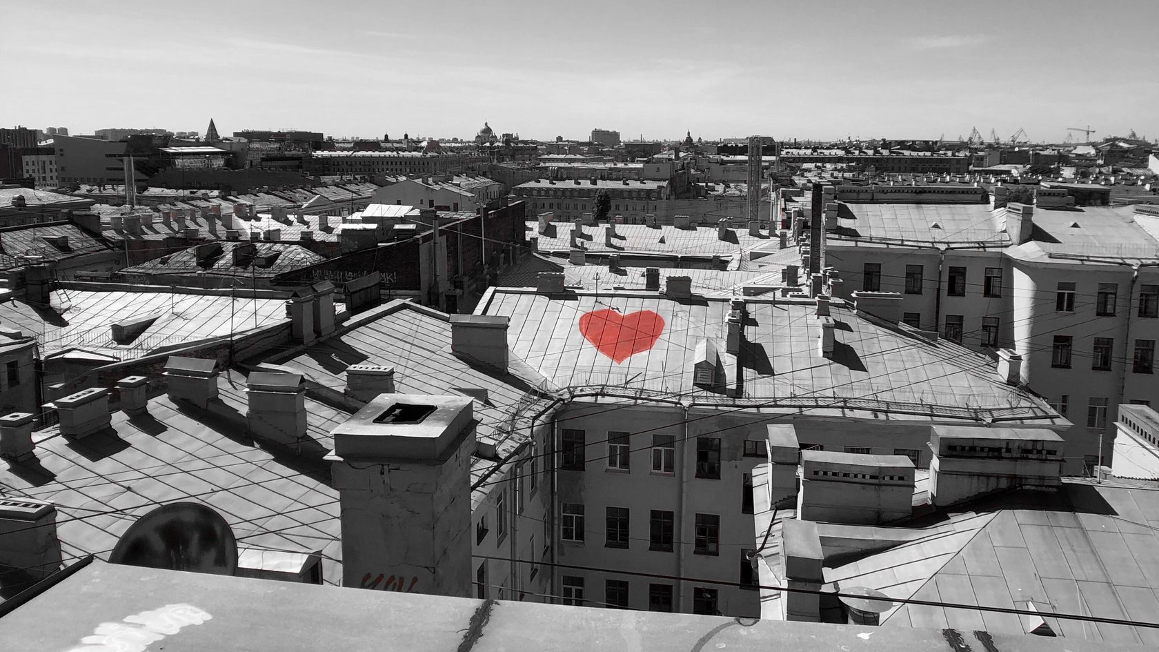Нетривиальный Петербург: по крышам, дворам-колодцам, паркам и каналам