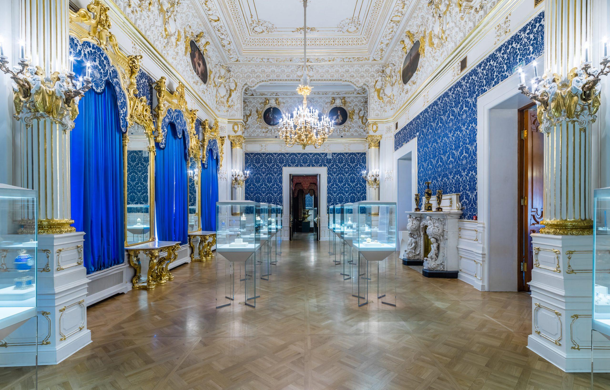 Эксурсия в музей Фаберже в Питере
