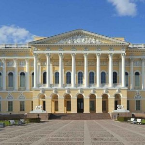 Михайловский дворец в Санкт-Петербурге