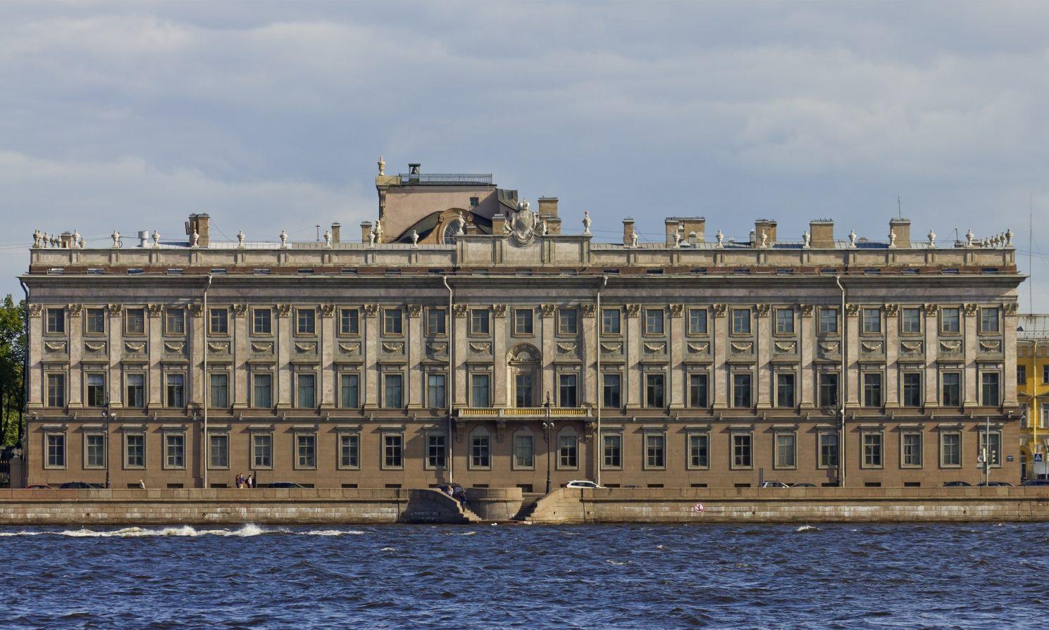 Мраморный дворец в Санкт-Петербурге билеты