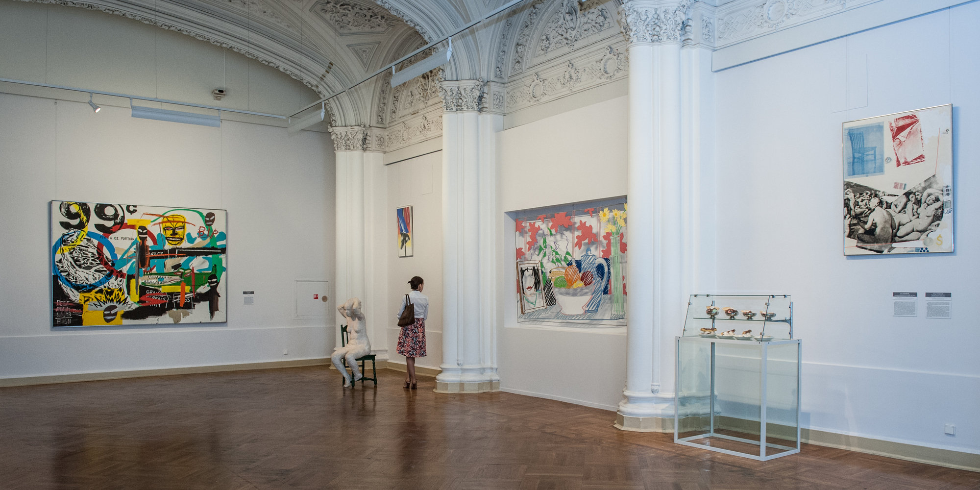 Выставки Русского музея в Мраморном дворце