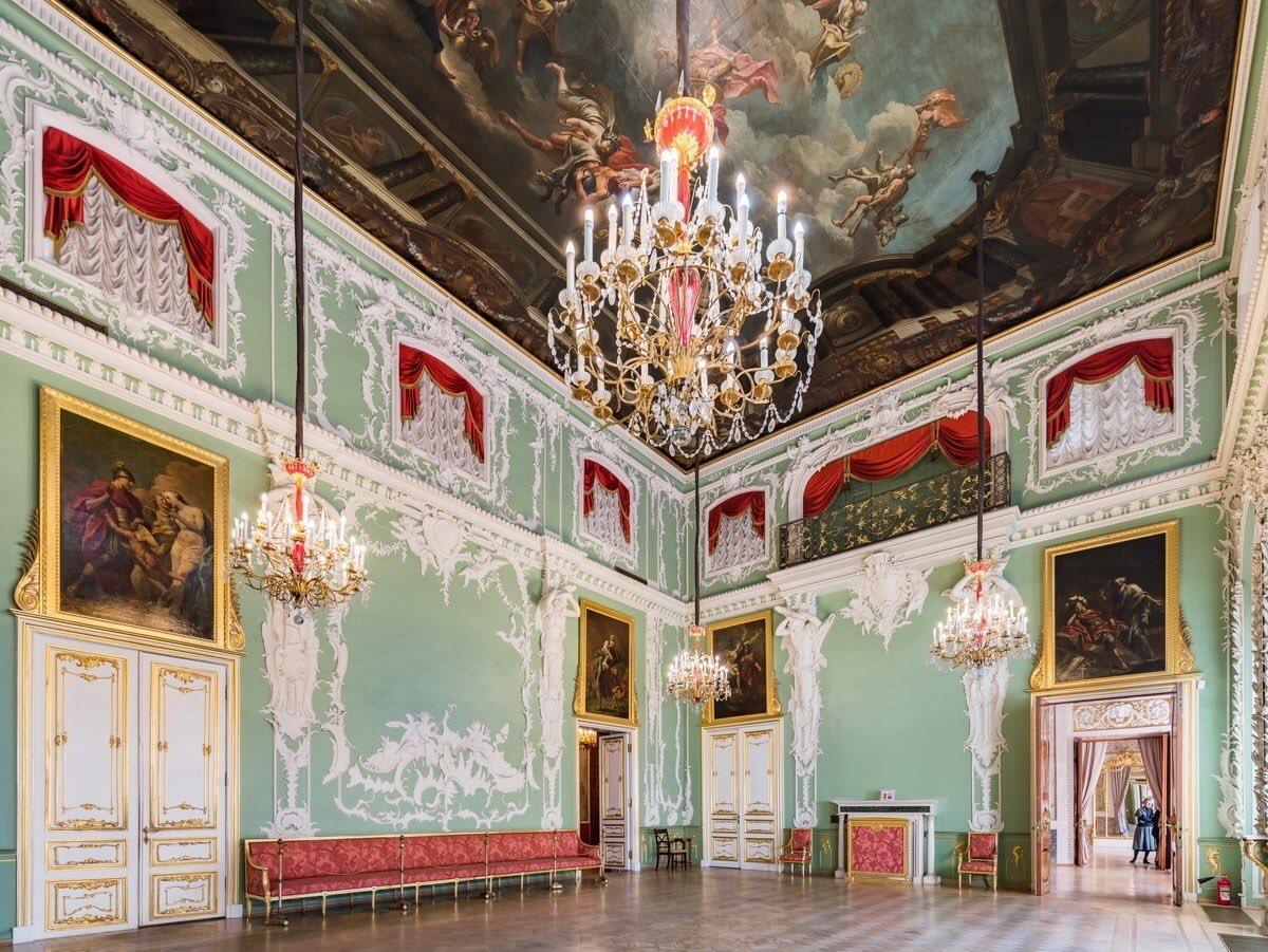 Цена билета в Строгановский дворец