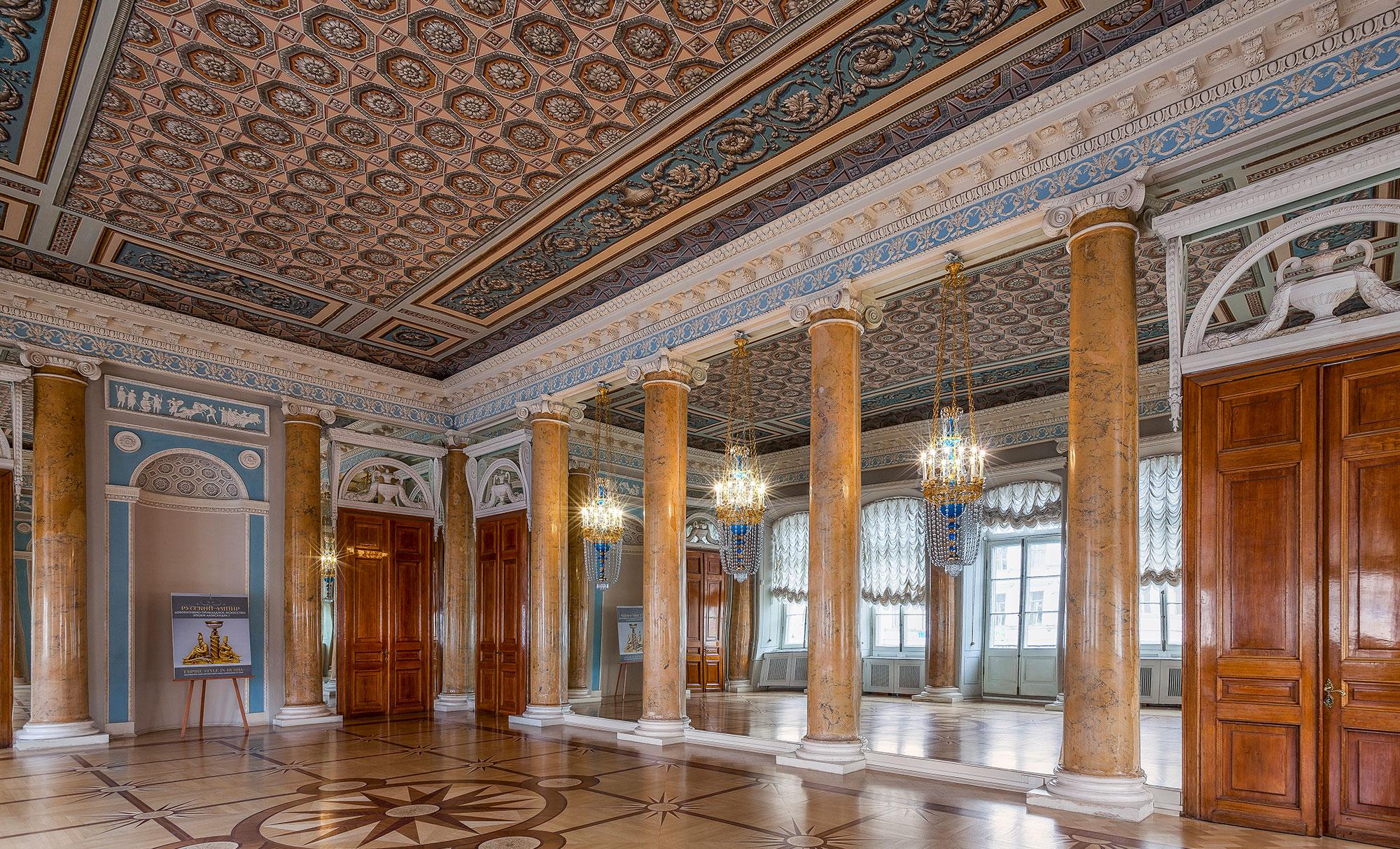 Экскурсия в Строгановский дворец с гидом