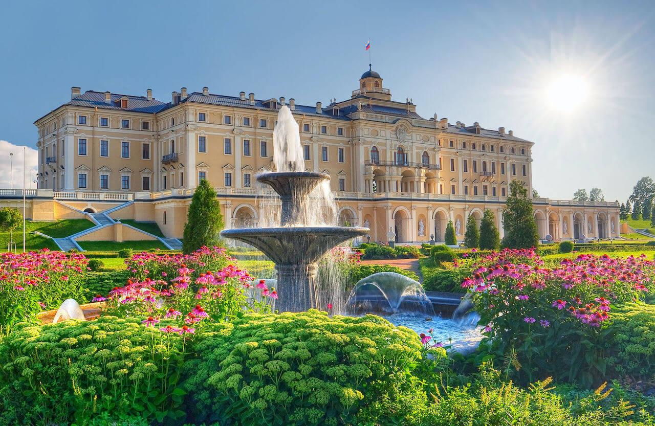 Экскурсия в Стрельну и Константиновский дворец