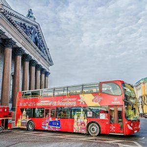 Автобусные экскурсии в Санкт-Петербурге