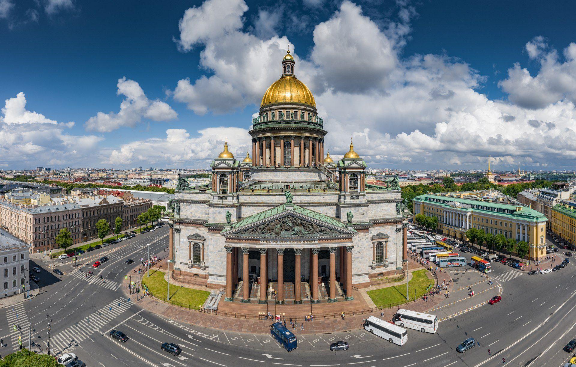Лучшие экскурсии по Санкт-Петербургу на автобусе в 2021 году
