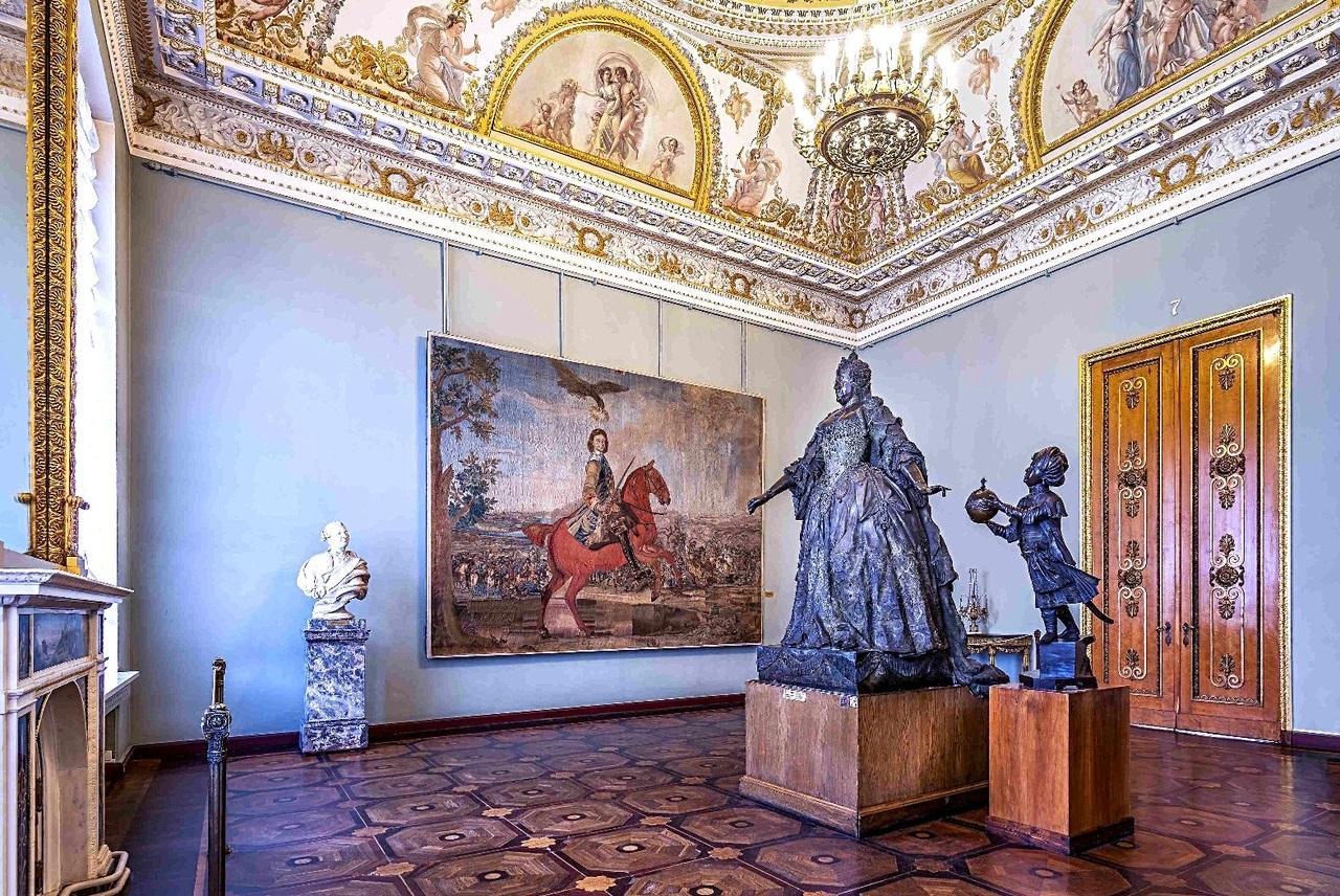Квест «Ограбление в Русском музее»