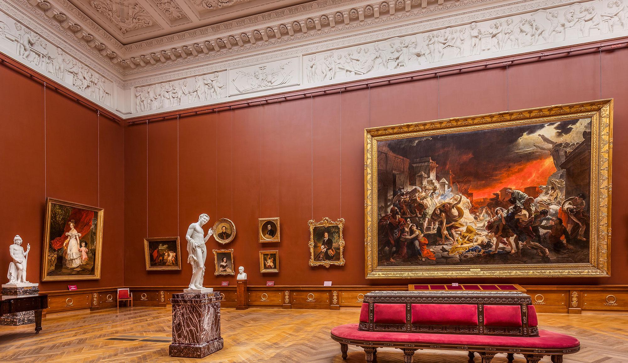 Экскурсия по Русскому музею - Знакомство с сокровищницей