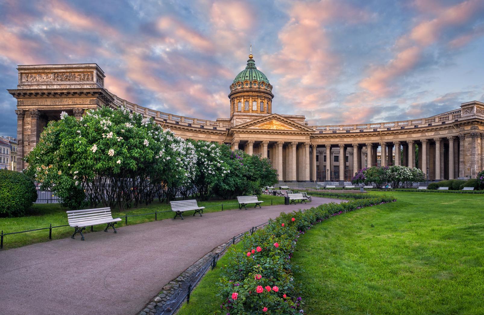 Экскурсии в Казанский собор