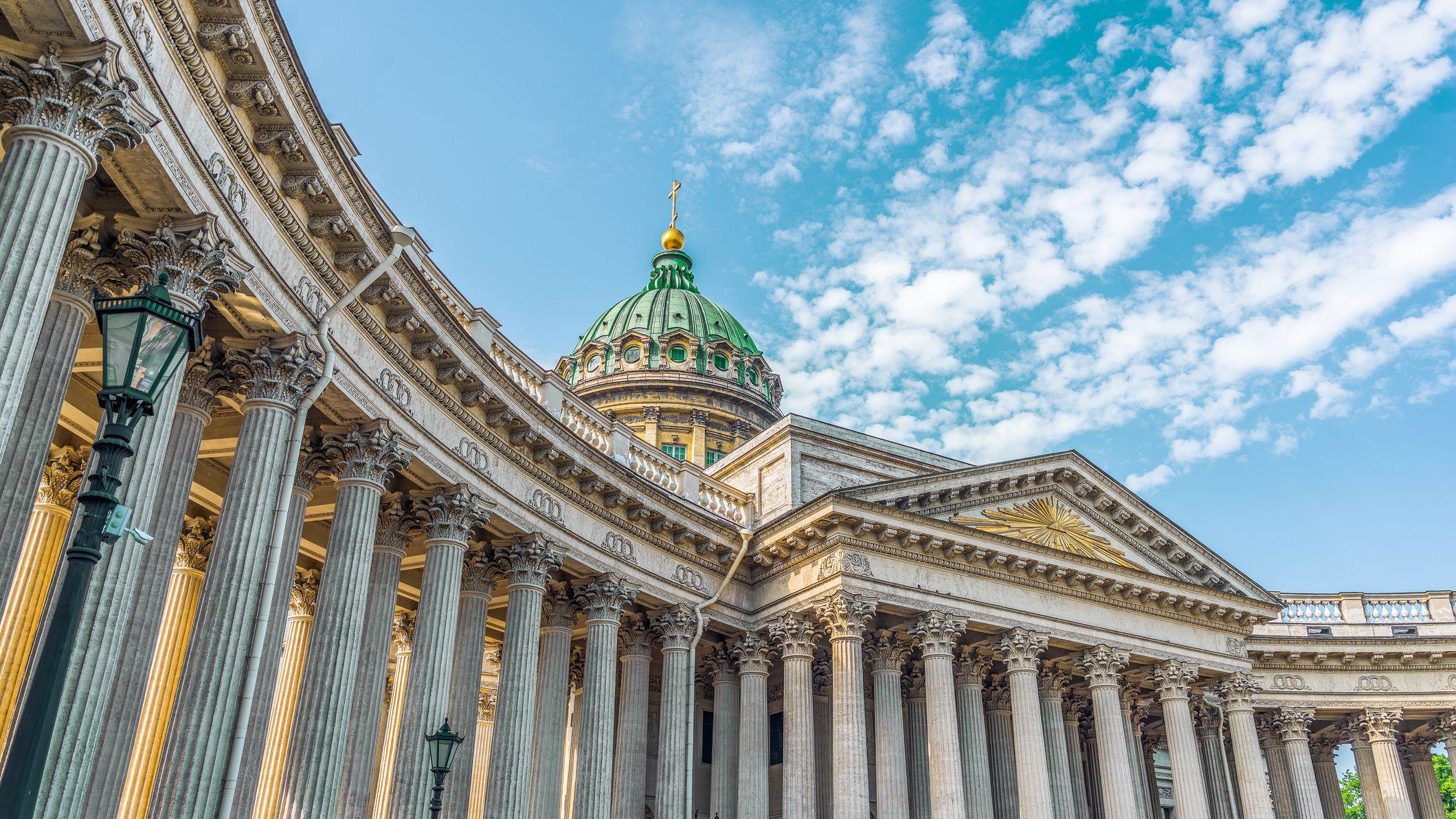 Экскурсия в Казанский собор